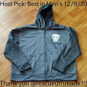 🎉Host Pick🎉 Marvel Punisher hoodie